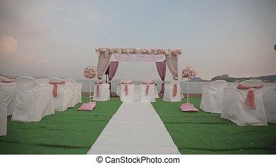 beautiful Wedding Ceremony Decoration