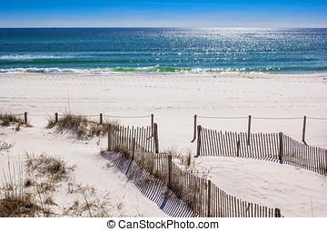 Panama City Beach - Beautiful white sandy beaches and the...