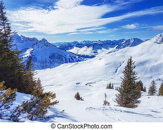 Beautiful Winterlandscape, Austria