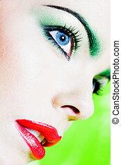 Beautiful Woman beauty Portrait