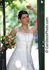 Beautiful Woman bride