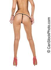 beautiful women legs and big butt