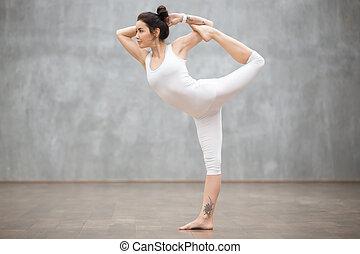 Beautiful Yoga: Natarajasana pose