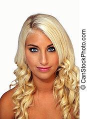 Beautiful Young Blonde Headshot (1)