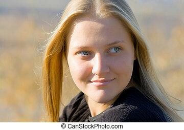 beautiful young girl 2