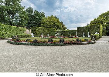 beautifull english garden