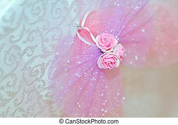 beautifully, decorado, casório, corredor