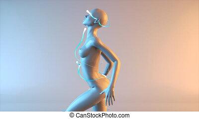 Beauty - 3D Animation