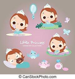 beauty, activiteiten, kleine prinses, alledaags