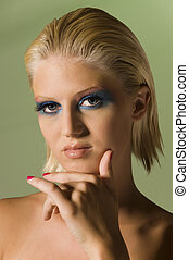 Beauty And Skin 2 - Fotoshooting mit Modell Die Jane im ...