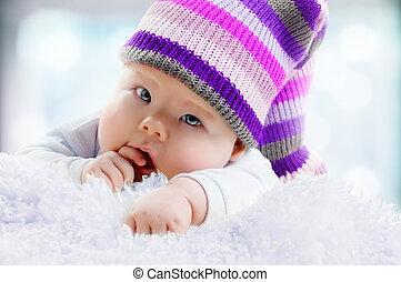 beauty child