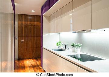 Beauty cozy kitchen