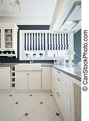 Beauty elegant kitchen