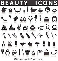 Beauty icons