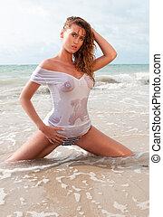 Beauty in the beach