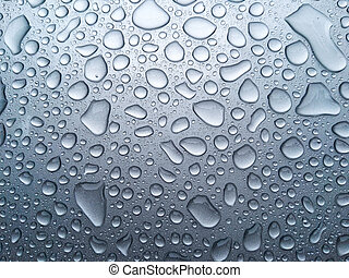 Beauty of the rain drops.