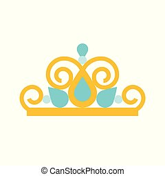 Beauty Pageant Crown Clip Art Vector And Illustration 190 Beauty