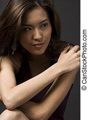 Beauty - A beautiful young chinese woman
