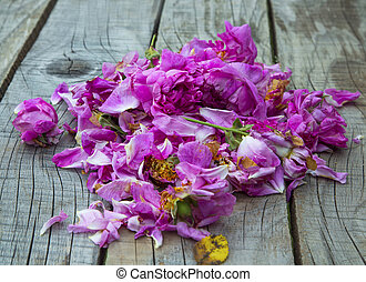 beauty, rosa, behandelingen, rozen, jam, damascena
