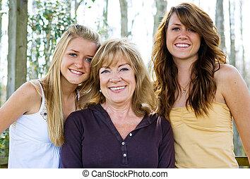 Beauty Runs in Family