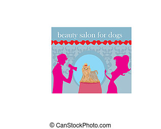 beauty salon for dogs