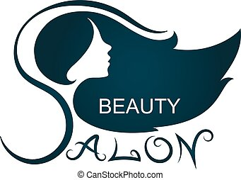 Beauty Salon Silhouette - Beauty salon and hairdresser...