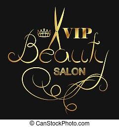 Beauty salon VIP