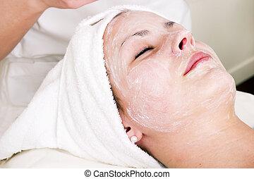 Beauty Spa Facial