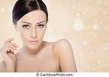 Beauty Spa Woman