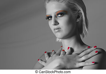 Beauty Style - Fotoshooting mit Modell DieJane im August...