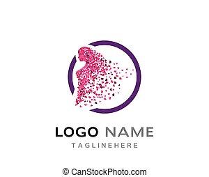 Beauty Women logo vector