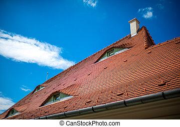 Dormer Windows Images And Stock Photos 1 507 Dormer
