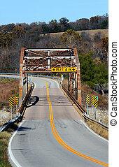 Beaver Creek  Country Bridge