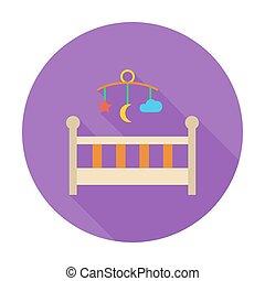 bebé cama