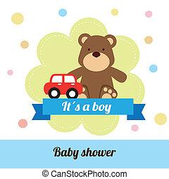 bebé, diseño