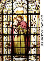 bebé, joseph santo, tenencia, jesús
