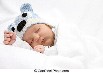 bebé, sueño