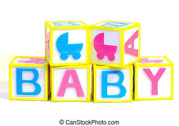 bebê, 2