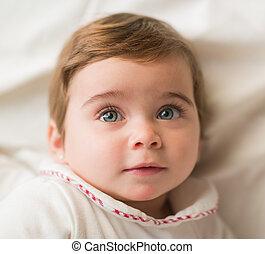 bebê, close-up