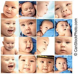 bebê, composição