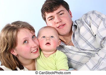 bebê, família