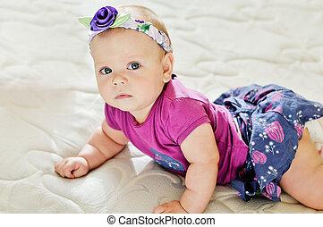 bebê, moda