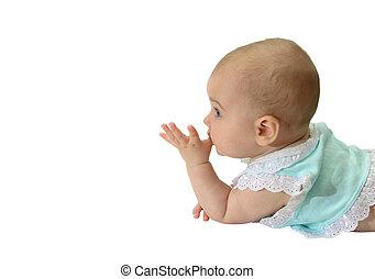 bebê, perfil
