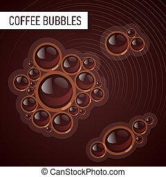 bebida, bolhas