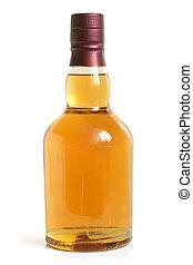 bebida, botella, alcohólico