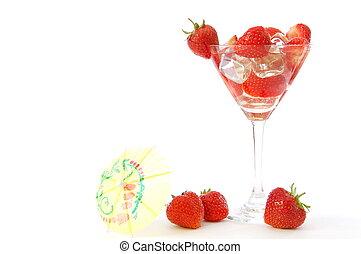 bebida fruta