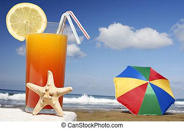bebida tropical