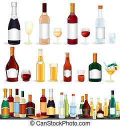 bebidas, álcool, cobrança