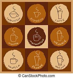 bebidas de café