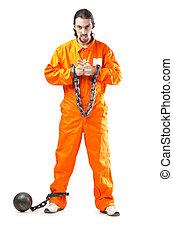 beca laranja, criminal, prisão